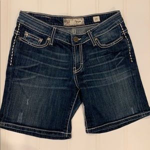 BKE Denim Payton shorts